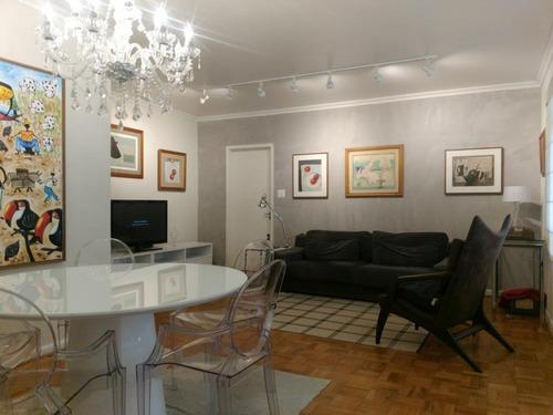 Imagem 1 de 18 de Apartamento Com 3 Dormitórios À Venda, 152 M² Por R$ 1.770.000 - Higienópolis - São Paulo/sp - Ap19264