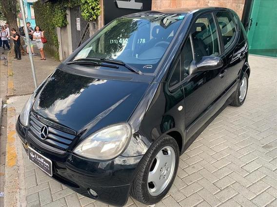 Mercedes-benz A 190 1.9 Elegance 8v