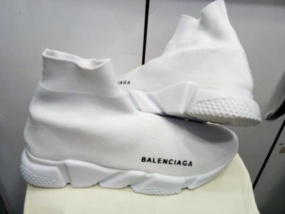 Training Tênis Balenciaga Branco Lançamento