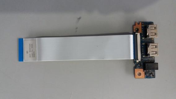 Placa Usb Notebook Dell Inspirion 14 Série 5000