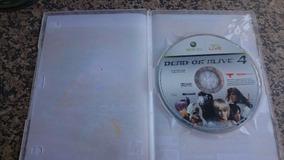 Dead Or Alive 4 [ntsc/pal] S/capa Xbox 360-frete:r$10