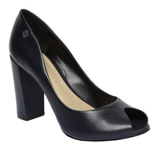 Sapato Peep Toe Capodarte