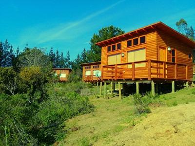 Cabañas Hermosa Vista. Para Dos Personas En El Totoral