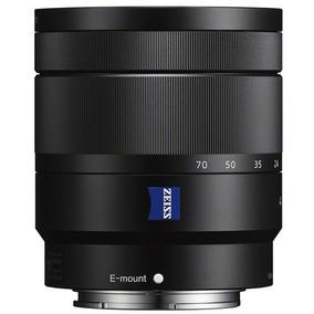 Lente Sony Vario-tessar T* E 16-70mm F/4 Za Oss