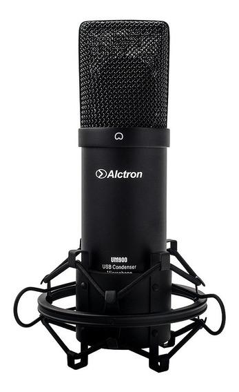 Microfone Condensador Alctron Um900 Usb Loja . Envio 24h* !