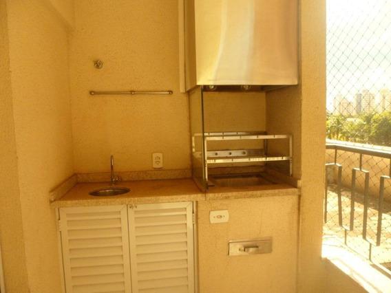 Apartamento No Jardim Panorama Com Varanda Gourmet - Ap0302