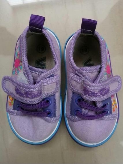 Zapatos Bebé Niña Vita Kids Talla 19