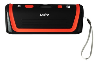 Parlante Portatil Bluetooth Sanyo Bth8 Usb Mp3 Compacto