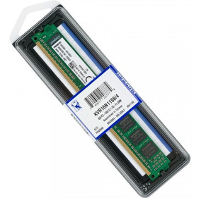 Memória Kingston 4gb 1600mhz Ddr3 Cl11 - Kvr16n11s8