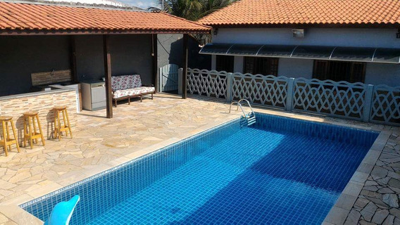 Casa Com Piscina Á 200 Metros Do Mar-ref-ca07