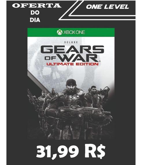 Gears Of War Ultimate Edition Xbox One Código 25 Digitos-