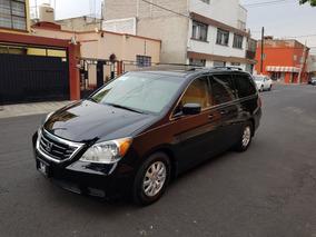 Honda Odyssey 3.5 Touring Full Equipo, Gps, Q/c, C/reversa