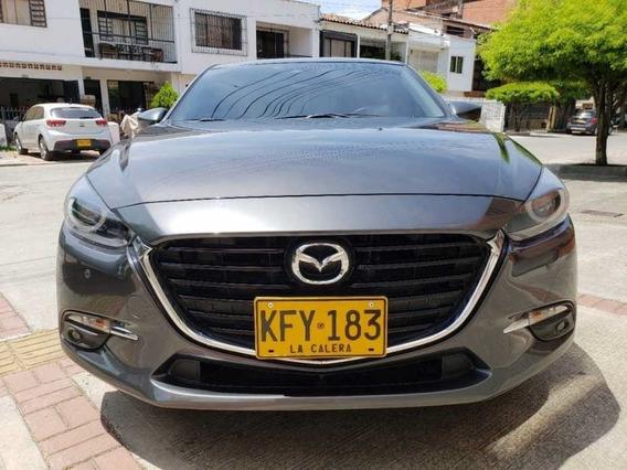 2017 Mazda Nuevo 3 Grand Touring 4p Nb 4x2 Aut Gsl 2000 Cc R