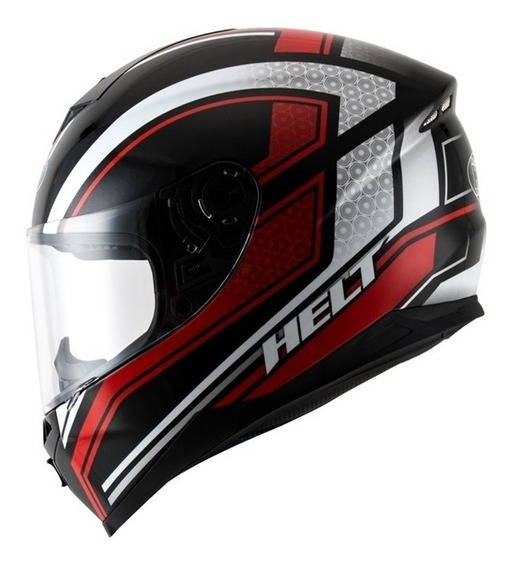 Capacete Helt New Race Twist Pronta Entrega