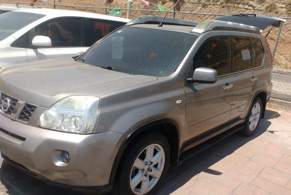 Nissan X-trail 2.5 Gx 4wd Cvt Piel