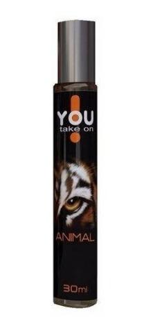 Perfume Animal (animale) Masculino 30 Ml (sp)