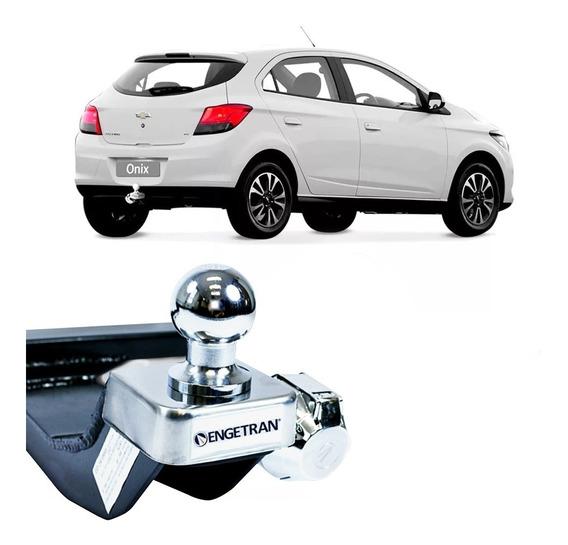 Engate Para Reboque Engetran Chevrolet Onix 2012/2018