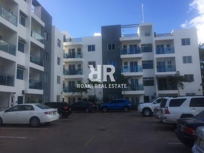 Apartamento Amueblado En Residencial Portofino - Ar0002