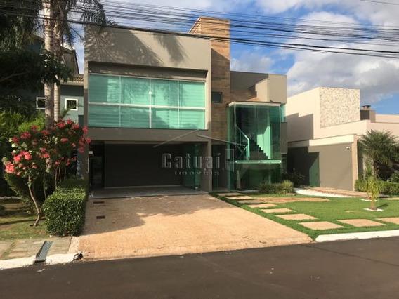 Casa Em Condomínio Com 4 Quartos - 202048-v