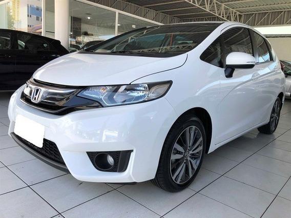 Honda Fit 1.5 Exl Branco 16v 4p Flex Aut. 2015