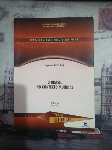 Livro: O Brasil No Contexto Mundial