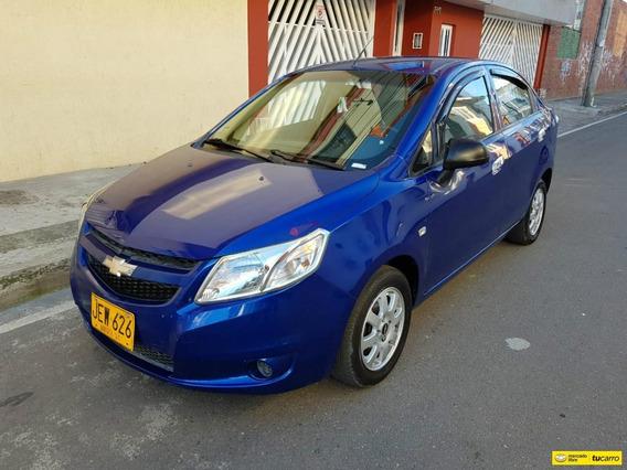 Chevrolet Sail 1.4 Ls Aa Mt Fe
