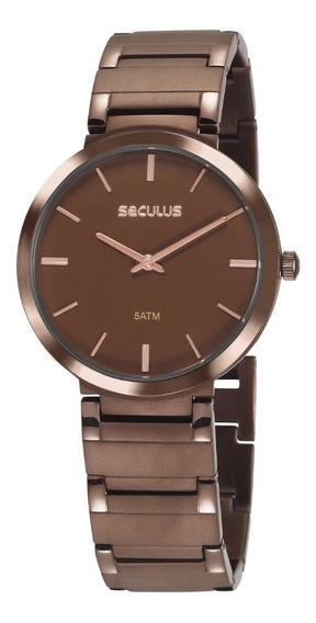 Relógio Seculus Masculino 24214gpsvma5