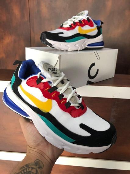 Tênis Nike 270 React - Frete Grátis