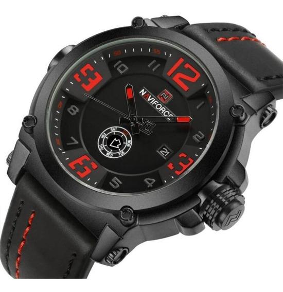 Relógio Naviforce Masculino Original Modelo 9099