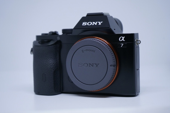 Camera Mirrorless Sony A7 Corpo Muito Nova + Lente Kit 28 70