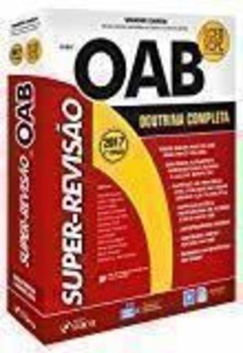 Super-revisão Para Oab: Doutrina Completa Wander Garcia