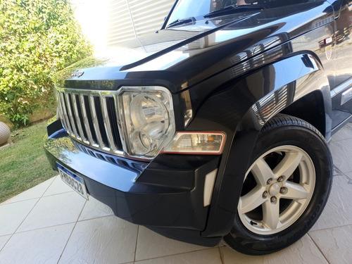Imagem 1 de 15 de Jeep Cherokee 2012 3.7 Limited Aut. 5p