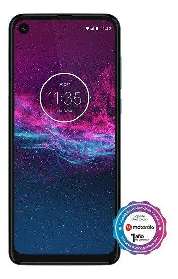 Celular Motorola Moto One Action 128gb 4gb