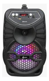 Caixa De Som Multiuso Lenoxx Ca100 - 120w Rms