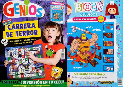 Revista Genios N° 1164 - 20 De Julio Del 2020