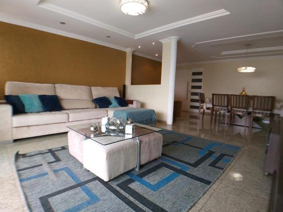 Apartamento Com 4 Dormitórios À Venda, 206 M² Por R$ 1.600.000 - Casa Forte - Recife/pe - Ap3648