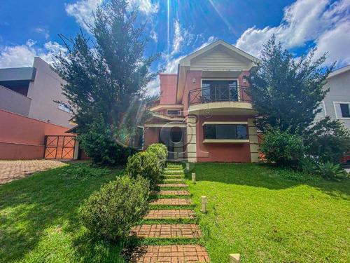 Imagem 1 de 17 de Sobrado À Venda, 357 M² Por R$ 1.850.000,00 - Condomínio Royal Park - Londrina/pr - So0268