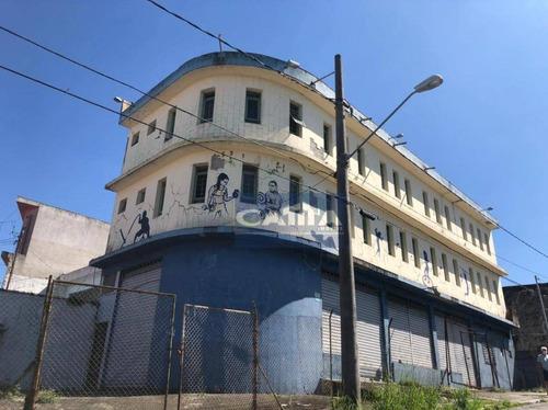 Imagem 1 de 29 de Prédio Para Alugar, 600 M² Por R$ 6.800,00/mês - Vila Paranaguá - São Paulo/sp - Pr0368