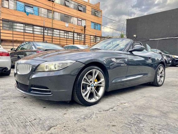 Bmw Z4 2014 Convertible M Sport 4 Ciiindros 2.0 Twin Turbo
