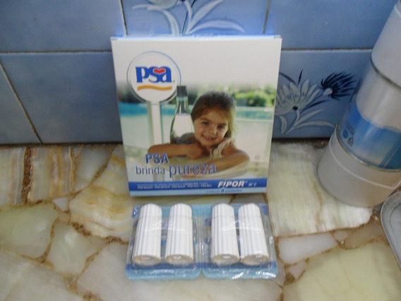 Pre-filtros Para Purificadores De Agua Psa X 4u.