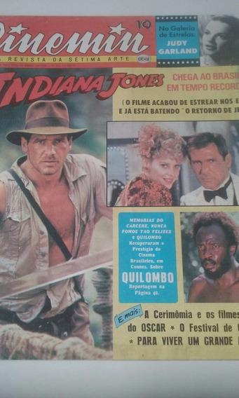 Cinemim N 10 Indiana Jones Raridade
