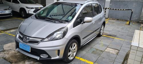 Imagem 1 de 8 de Honda Fit Twist