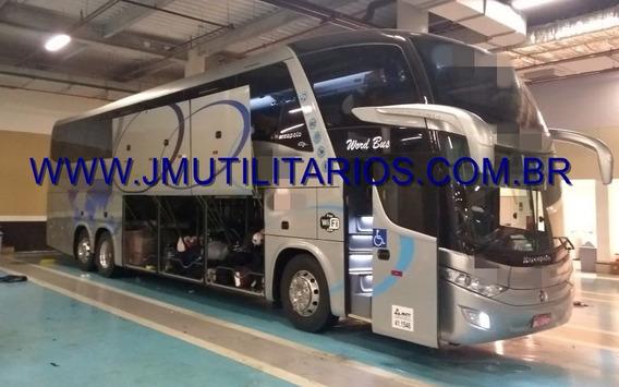 Paradiso Ld 1600 G7 Ano 2017 Volvo B420 R Top Jm Cod 172