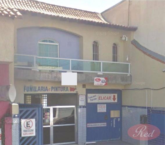 Casa Na R. Rui Barbosa - Vl. Costa - Suzano - Ca0921