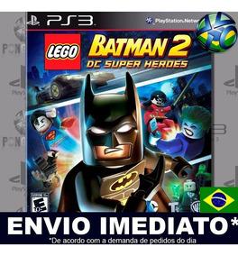 Lego Batman 2 Dc Super Heroes Ps3 Mídia Digital Psn Promoção