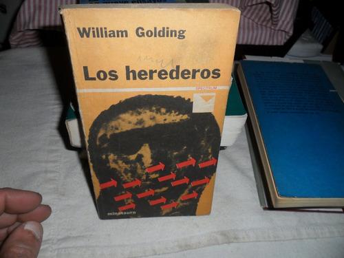 Los Herederos -william Golding