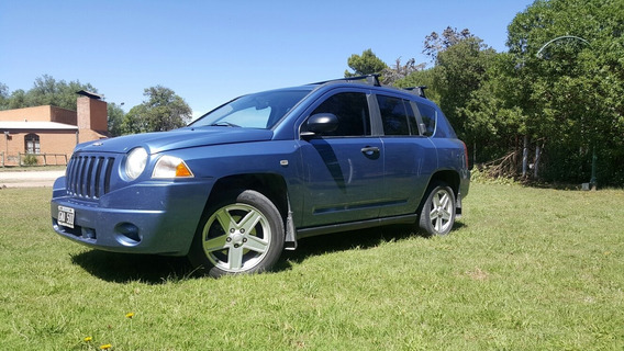 Jeep Compass 2.4 Sport 2007