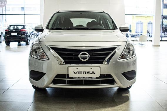 Nissan Versa Advance At (my20) Automatico 0km