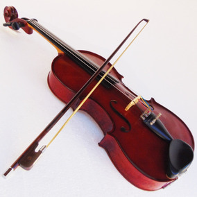 Instrumento Musical Viola De Arco Marca Nhureson Case Estojo