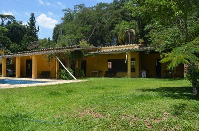 Chácara Em Aguassaí, Cotia/sp De 200m² 2 Quartos À Venda Por R$ 350.000,00 - Ch182393